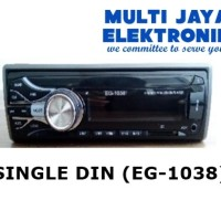 ENIGMA SINGLE DIN (EG-1038)