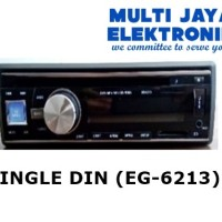 ENIGMA SINGLE DIN (EG-6213)