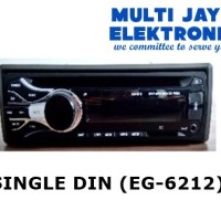 ENIGMA SINGLE DIN (EG-6212)