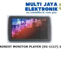 HEADREST MONITOR PLAYER (EG-1117) 10.1""