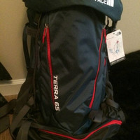 Carrier The North Face Terra 65 ORIGINAL Not tas deuter osprey eiger