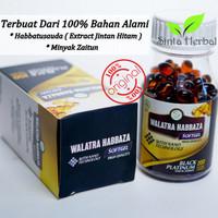 Obat Batuk - Bronkitis - Asma Bronkial - Walatra Habbaza Softgel Ampuh