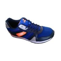 Kasogi K303 Blue - Sepatu Anak - Sepatu Laki - Sepatu Murah