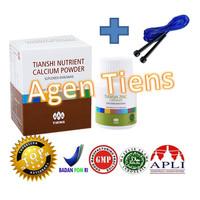 PRODUK LARIS Paket Peninggi Badan Susu NHCP + Zinc Tiens + Skipping (1