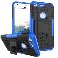 casing back cover hp RUGGED ARMOR Google pixel 5' XL 5,5' soft case