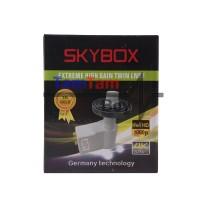 LNB Ku Band Prime Fokus Skybox SBX-02 (Black Box) Noise 0,1dB
