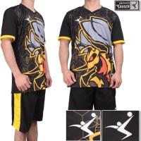 Bee Baju Kaos Stelan Setelan Jersey Futsal Sepak Bola Kayser