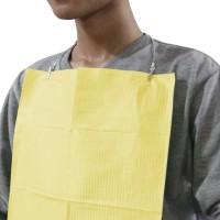 Poli / Dental Bib Kuning Pak Isi 125pcs Onemed