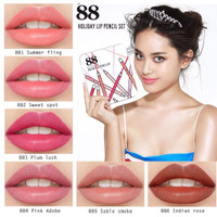 88 EITY EIGHT HOLIDAY LIP PENCIL SET