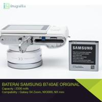 Baterai battery kamera samsung nx3000 nx mini S4 zoom B740AE original