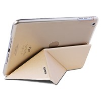 (Sale) [MG]Leather Case Remax Transformer Series for iPad Mini 4