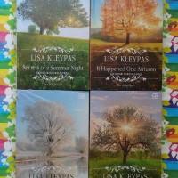 Wallflower Series by Lisa Kleypas SUPER