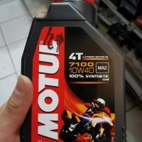 BEST SELLER Oli Motul 7100 4T 10W 40 Synthetic