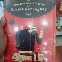 the complete short of stories ernest hemingway SUPER