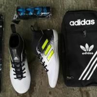 new model PAKET KOMPLIT MUEAH Sepatu Futsal Adidas Ace Pogba Komponen