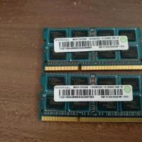 new model Ram laptop sodimm ddr3 dual channel 8gb 4x2 identik