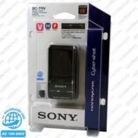 Charger sony BC-TRV For battery np-fv30 , np-fv5- , np-fv70 , np-fv100