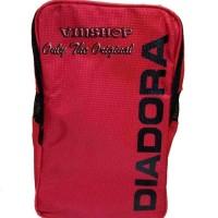 #Tas Olahraga Tas Sepatu DIADORA DIAX7SB0204R/B/N, Red/Black/Navy
