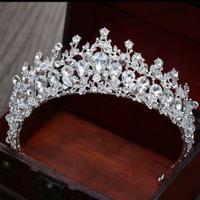Aksesoris Pernikahan - Armenia Crown Mahkota Bahan Pilihan - Trendy