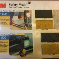 3M safety walk (stiker anti slip) seri 600
