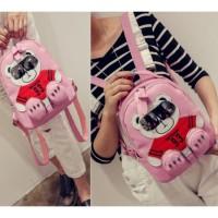 tas ransel fashion wanita cewek anak korea jepang best seller laris ck