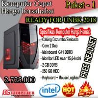 Komputer Harga Hemat UNBK ALL New