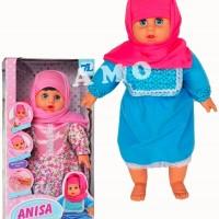 Harga best seller boneka anisa hijab jilbab boneka | Pembandingharga.com
