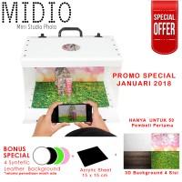 MagicBox Midio Portable Mini Photo Studio Light Box