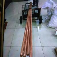 Rod Grounding Tembaga asli 5/8 inch / Rod Penangkal Petir