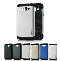 Spigen Armor Samsung Galaxy Grand 2 G7106 - G7102 Hard Case Soft Cover