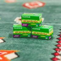 Fujicolor Superia 200 - Hungry For Film - HFF