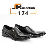 Sepatu Pantofel PDH kode 3 Best Seller Kulit Sapi Asli Buat Ke Kantor