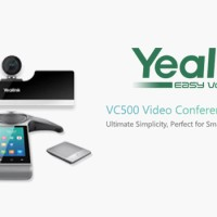 teleconference yealink vc500