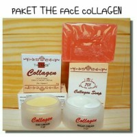 PAKET THE FACE WHITENING COLLAGEN