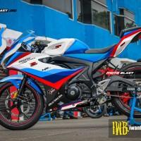 Decal stiker GSX-R150 BMW Safety GP FULLBODY Cuting