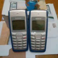 Handphone Nokia 1112 / 1110 hp jadul banget layar putih