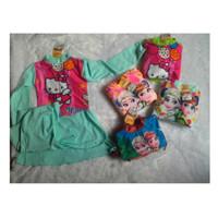 baju renang anak muslim baju renang cewek perempuan karakter TK SD