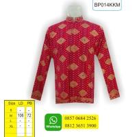 Gambar Model Batik, Baju Batik Pria, Butik Baju Batik, BP014KKM
