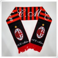 Scarf / Syal / Slayer Klub Bola AC Milan
