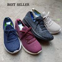 Sepatu Skechers/ Skecher/ Sketchers/ Sketcher GoWalk 4 Gifted Lace