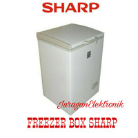 SHARP Chest Freezer FRV-127