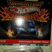 Hot Wheels Drag Strip Funny Car