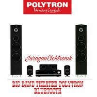 Harga POLYTRON Big Band TEATHER BB5510 RC Bluetooth | DEMO GRABTAG