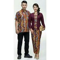 SRnB Kartini Prodo Rank | Baju Batik Couple Wanita Grosir Murah