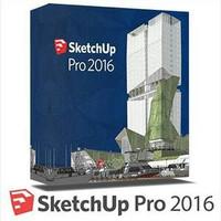 Sketchup Pro 2016 Bonus Vray TERBARU Full Version