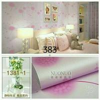 Autumn Flower pink 45cm x 10 Mtr | Wallpaper Sticker