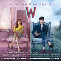 DVD Drama Korea W / DVD Korea W