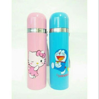 Termos Karakter Hello Kitty & Doraemon 500 ML