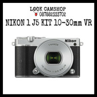 Harga kamera mirrorless nikon 1 j5 nikon1 j 5 kit 10 30mm vr | Pembandingharga.com