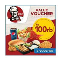 KFC voucher 100.000